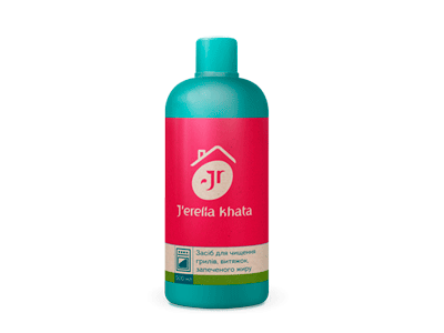 Jerelia Khata: Засіб для чищення грилів, витяжок, запеченого жиру 07109 - Джерелия: Джерелія: Jerelia