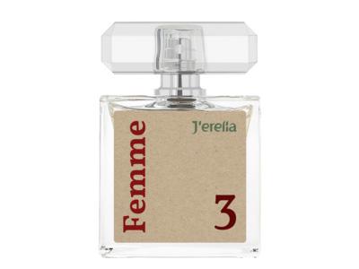 ТУАЛЕТНА ВОДА Jerelia FEMME 3 24003 - Джерелия: Джерелія: Jerelia