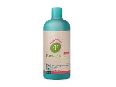 Гель для прання COLOR Jerelia KHATA 07101 - Джерелия: Джерелія: Jerelia - компания продукция товар