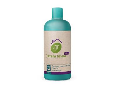 Гель для прання BLACK (Концентрат) Jerelia KHATA 07105 - Джерелия: Джерелія: Jerelia - косметика компания продукция товар
