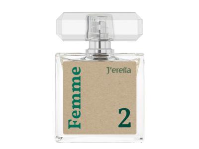 ТУАЛЕТНА ВОДА Jerelia FEMME 3 24002 - Джерелия: Джерелія: Jerelia косметика