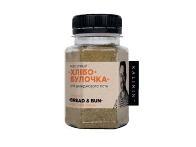 """Мікс спецій """"Хлібобулочка"""" для дріжджового тіста Jerelia Kalinin Spices 50002"""