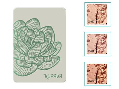 Пудра компактна Джерелія KUPAVA 23426 - купити, відгуки, заказать, цена, каталог