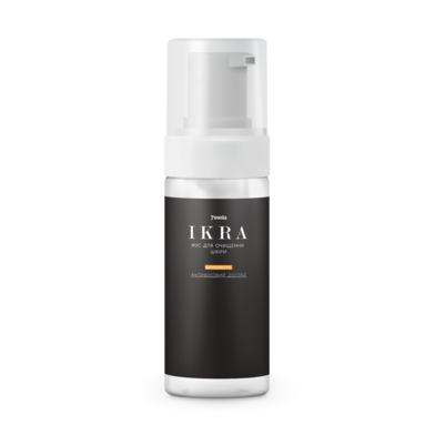 Jerelia-00502, Мус для очищення шкіри Біозолото, Jerelia Ikra