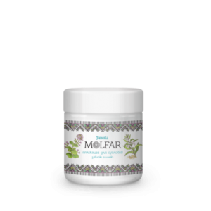 Jerelia-03402, Аплікація для суглобів. З білою глиною, Jerelia Molfar