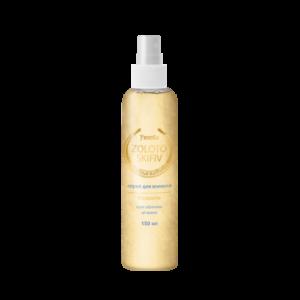 Спрей-кондиціонер для волосся з біозолотом, олією обліпихи та вітамінами, Jerelia Zoloto Skifiv 52508