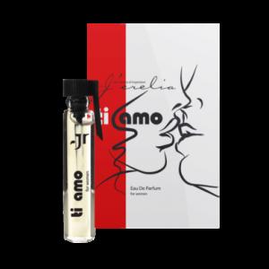 Джерелія: Пробник аромату для жінок Ti amo, Jerelia Parfa 24063