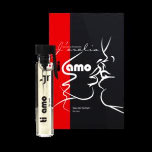 Джерелія: Пробник аромату для для чоловіків Ti amo, Jerelia Parfa 24064
