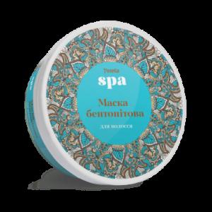 Маска бентонітова для волосся, Jerelia Spa 21505